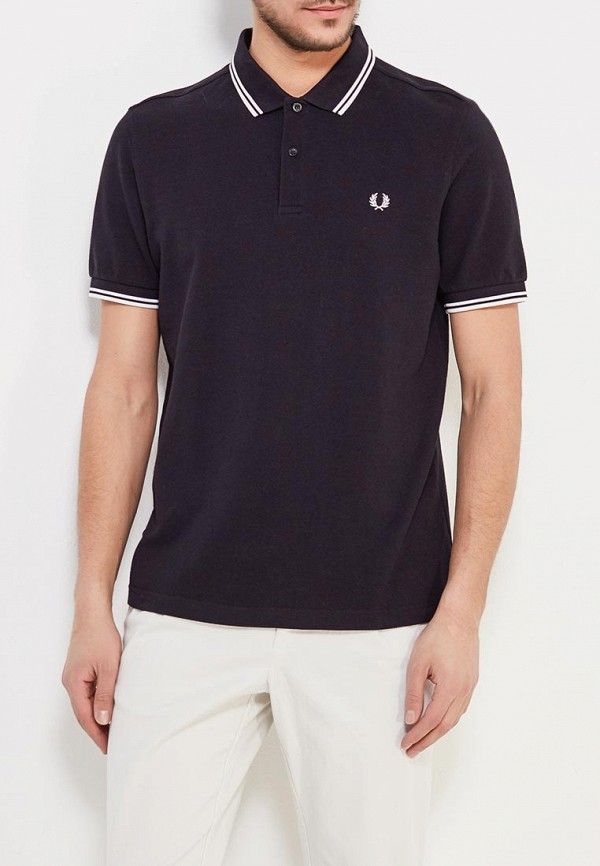 Поло Fred Perry Fred Perry FR006EMKK615 цена 2017