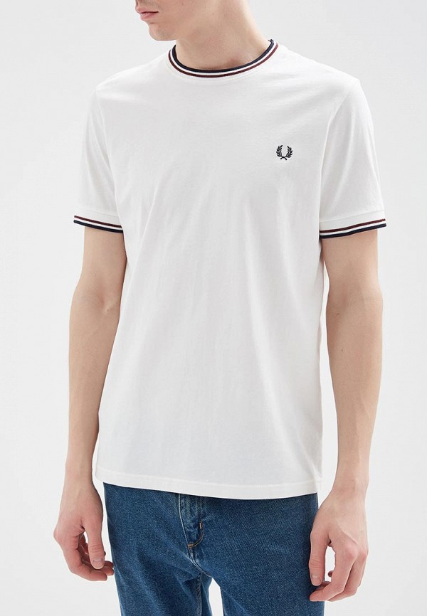 Футболка Fred Perry Fred Perry FR006EMZZX22 футболка fred perry fred perry fr006emzzx22
