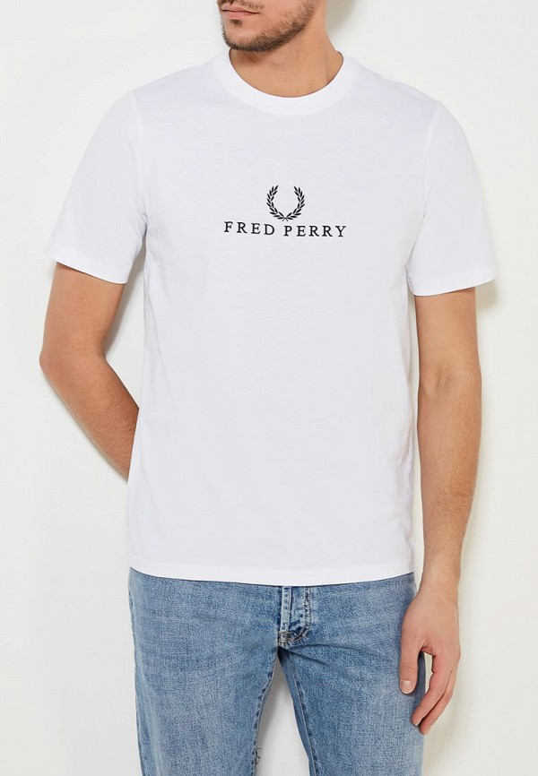 Футболка Fred Perry Fred Perry FR006EMZZX27 футболка fred perry fred perry fr006ewzzw63