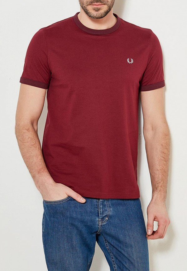 Футболка Fred Perry Fred Perry FR006EMZZX28 футболка fred perry fred perry fr006emzzx22
