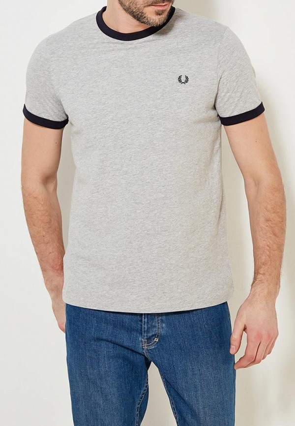 Футболка Fred Perry Fred Perry FR006EMZZX29 рубашка мужская fred perry 65 incoool 15