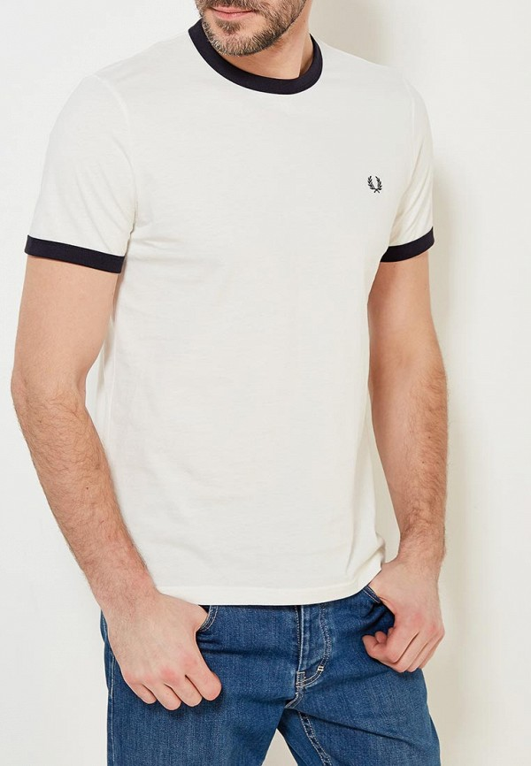 Футболка Fred Perry Fred Perry FR006EMZZX30 fred perry шапка fred perry hw9699 608