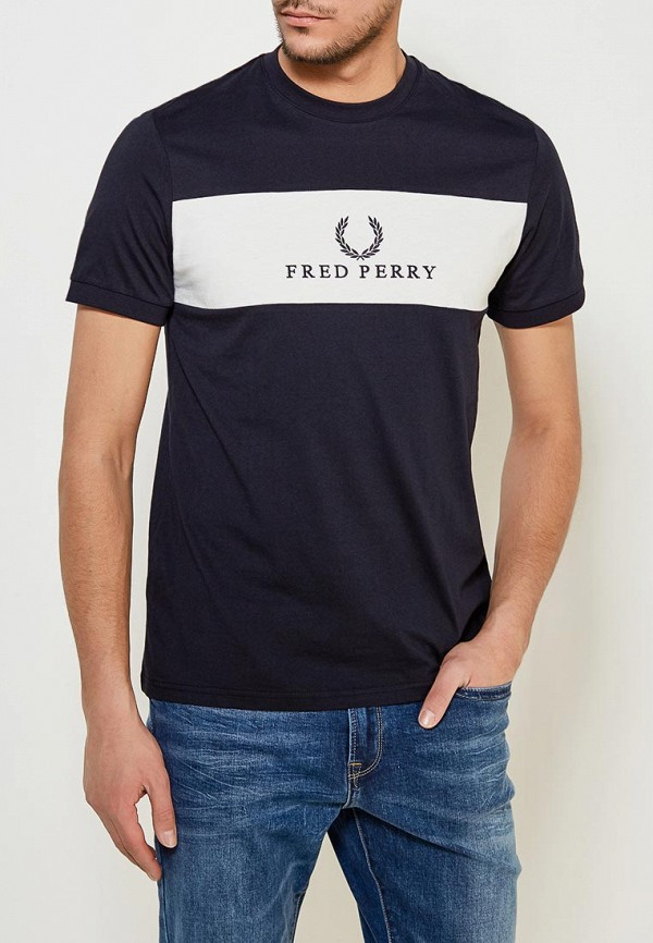 Футболка Fred Perry Fred Perry FR006EMZZX35 футболка fred perry fred perry fr006ewzzw98