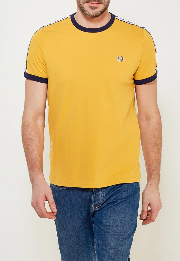 Футболка Fred Perry Fred Perry FR006EMZZX41 футболка fred perry fred perry fr006emzzx27