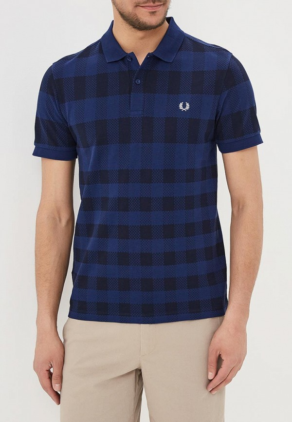 Поло Fred Perry Fred Perry FR006EMZZX57 цена 2017