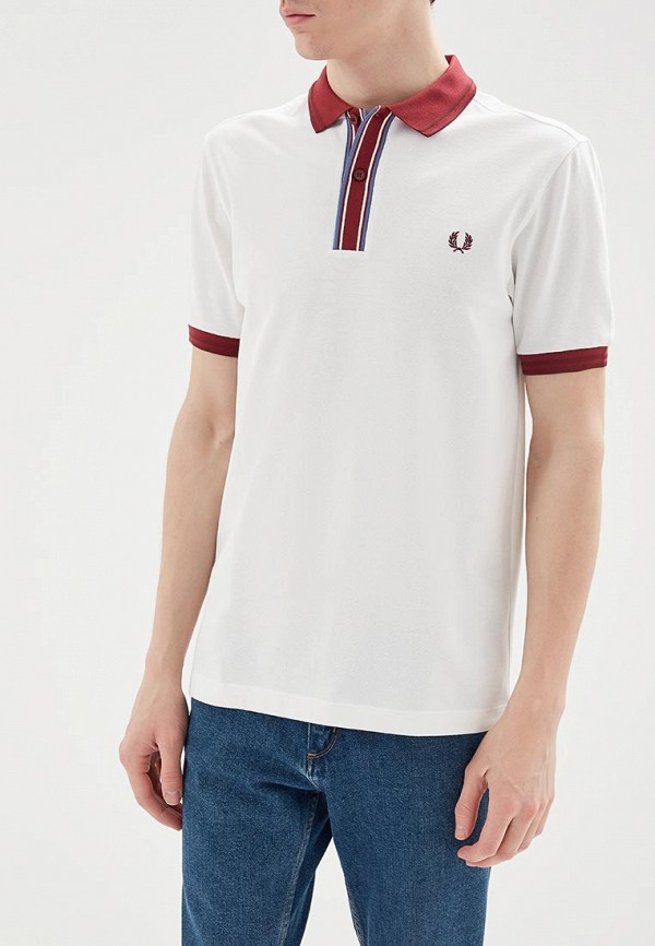 Поло Fred Perry Fred Perry FR006EMZZX61 рубашка мужская fred perry 65 incoool 15
