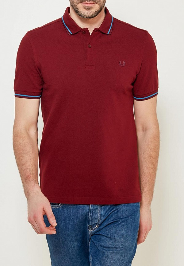 Поло Fred Perry Fred Perry FR006EMZZX77 рубашка мужская fred perry 65 incoool 15