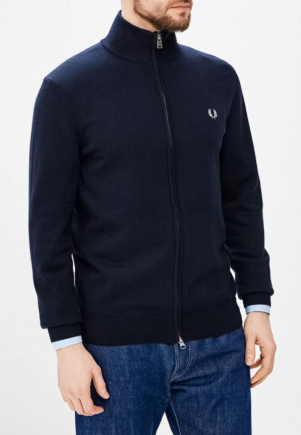 Кардиган Fred Perry Fred Perry FR006EMZZX89 футболка fred perry fred perry fr006ewzzw98