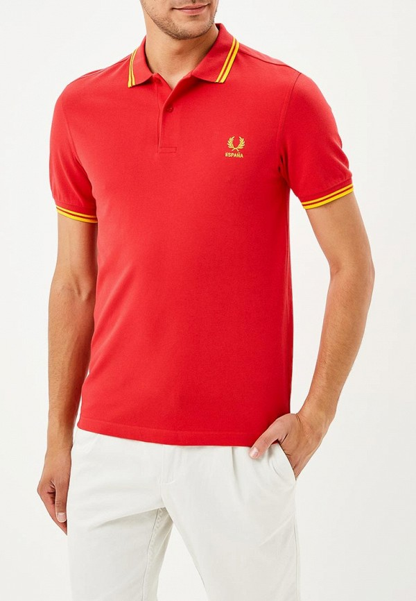 Поло Fred Perry Fred Perry FR006EMZZX96 футболка fred perry fred perry fr006emenn20