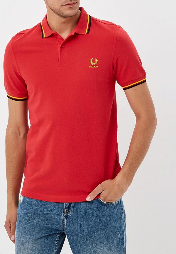 Поло Fred Perry Fred Perry FR006EMZZY00 fred perry поло