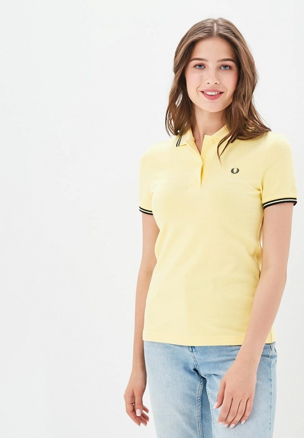 Поло Fred Perry Fred Perry FR006EWBUTA6 fred