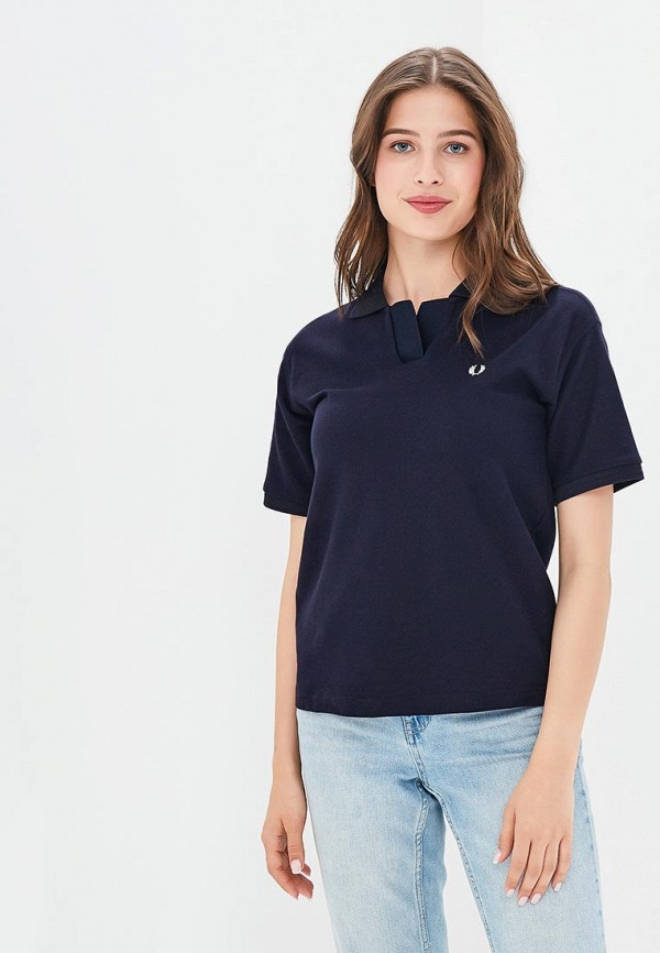 Поло Fred Perry Fred Perry FR006EWBUTB1 fred perry поло