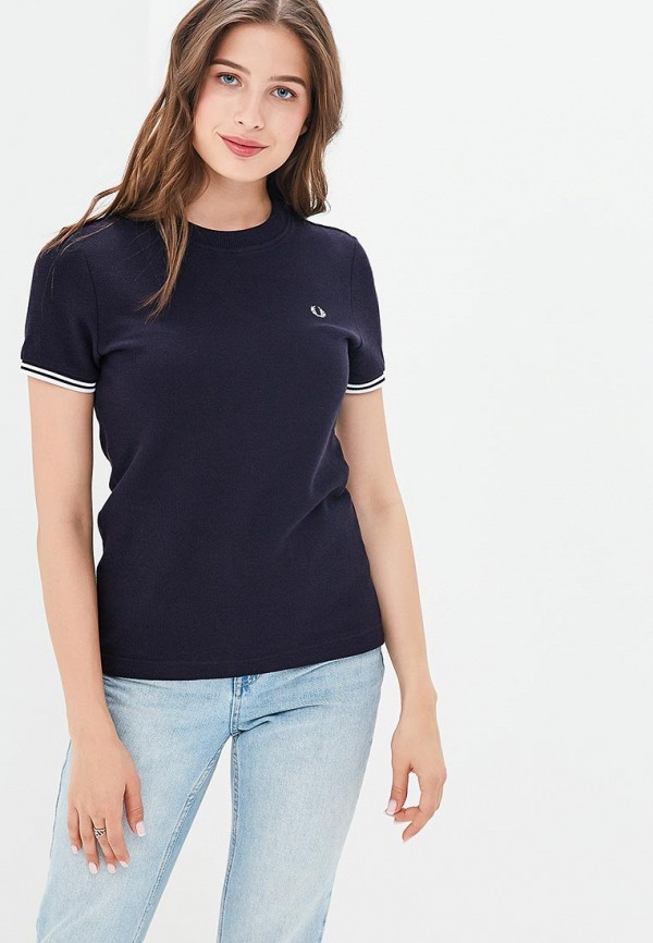 Футболка Fred Perry Fred Perry FR006EWBUTB2 футболка fred perry fred perry fr006ewzzw63