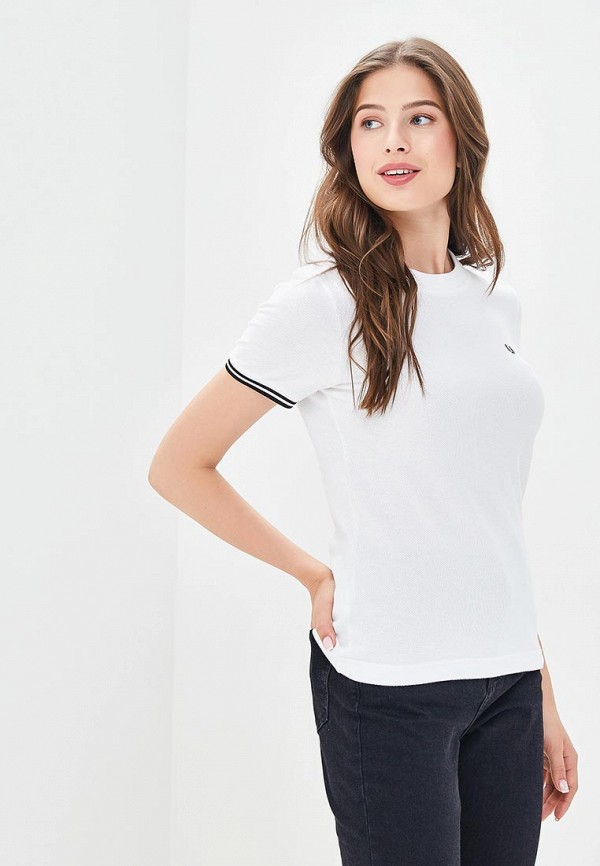 Футболка Fred Perry Fred Perry FR006EWBUTB3 футболка fred perry fred perry fr006ewzzw63