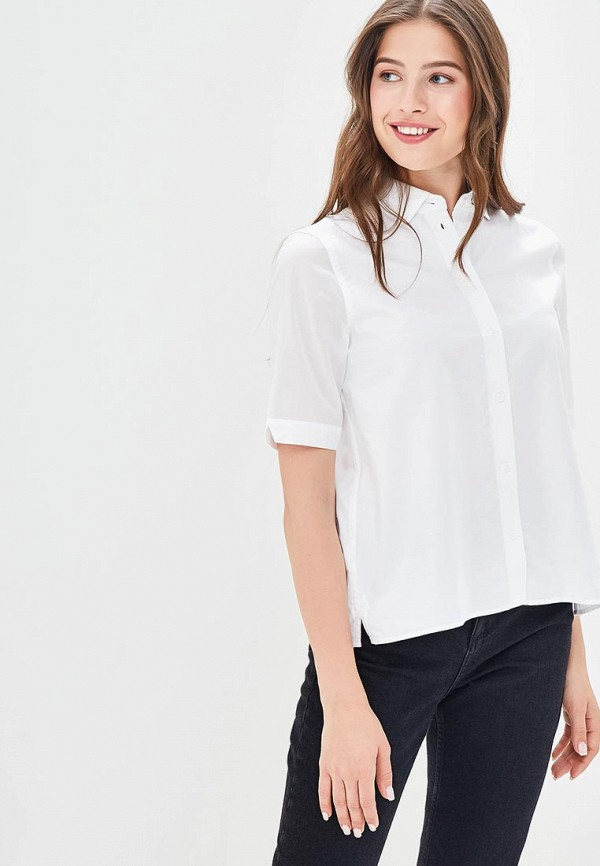 Купить Рубашка Fred Perry, FR006EWBUTB8, белый, Осень-зима 2018/2019