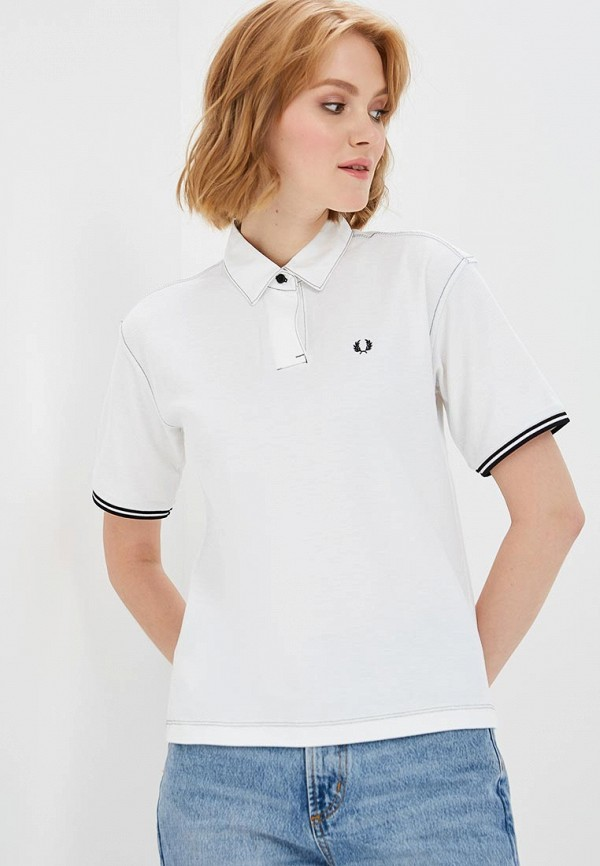Поло Fred Perry Fred Perry FR006EWBUTD1 цена 2017