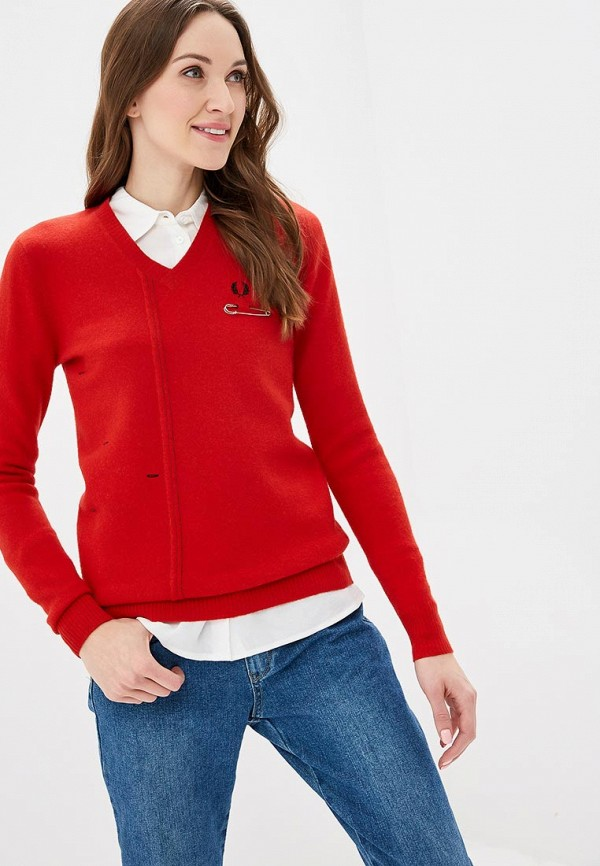 Пуловер Fred Perry Fred Perry FR006EWBUTE6 рубашка мужская fred perry 65 incoool 15