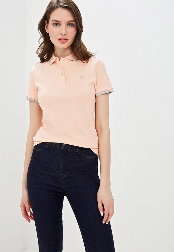 Поло Fred Perry Fred Perry FR006EWDRRK0 fred