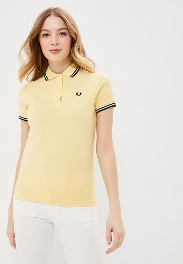 Поло Fred Perry Fred Perry FR006EWDRRL2 fred perry поло