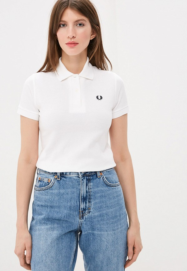 Поло Fred Perry Fred Perry FR006EWDRRL3 поло fred perry fred perry fr006ewdrrm3