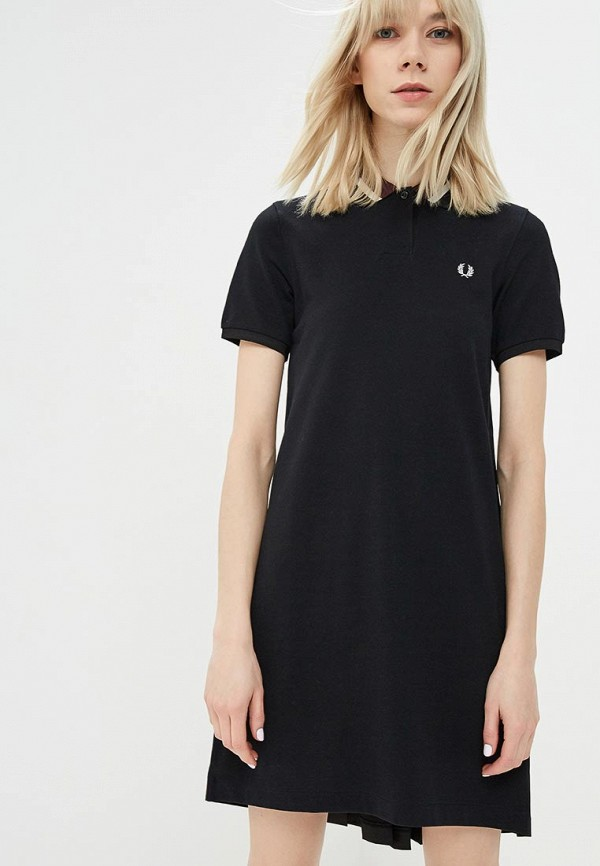 Платье Fred Perry Fred Perry FR006EWDRRM1 fred perry короткое платье