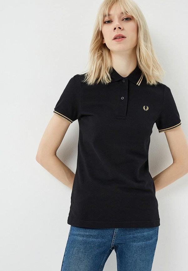 Поло Fred Perry Fred Perry FR006EWDRRM2 fred perry поло