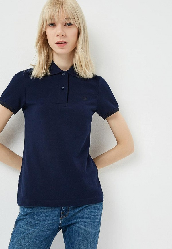 Поло Fred Perry Fred Perry FR006EWDRRM5 fred perry поло