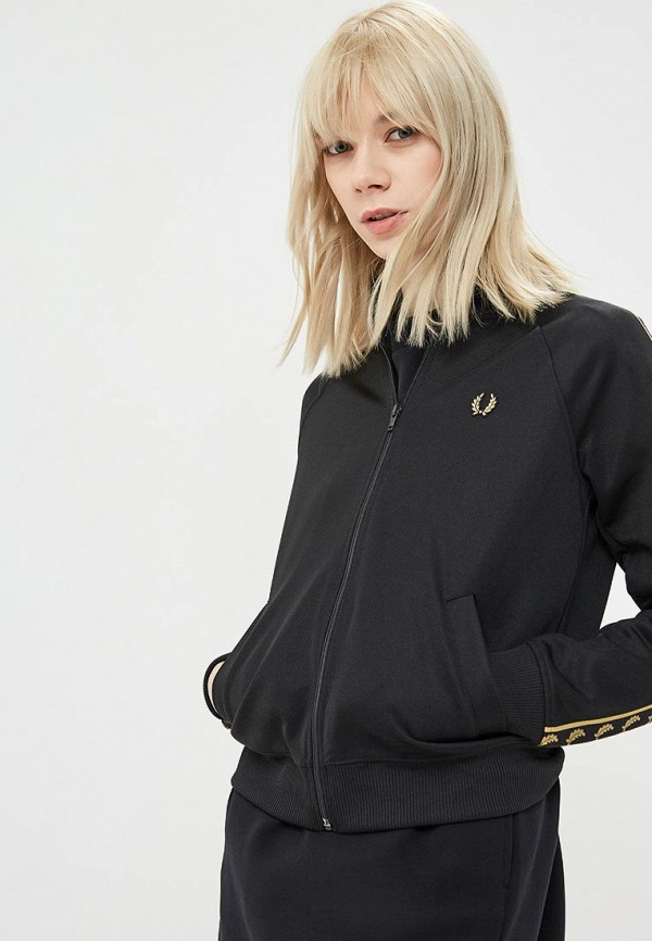 Олимпийка Fred Perry Fred Perry FR006EWDRRM6 рубашка мужская fred perry 65 incoool 15