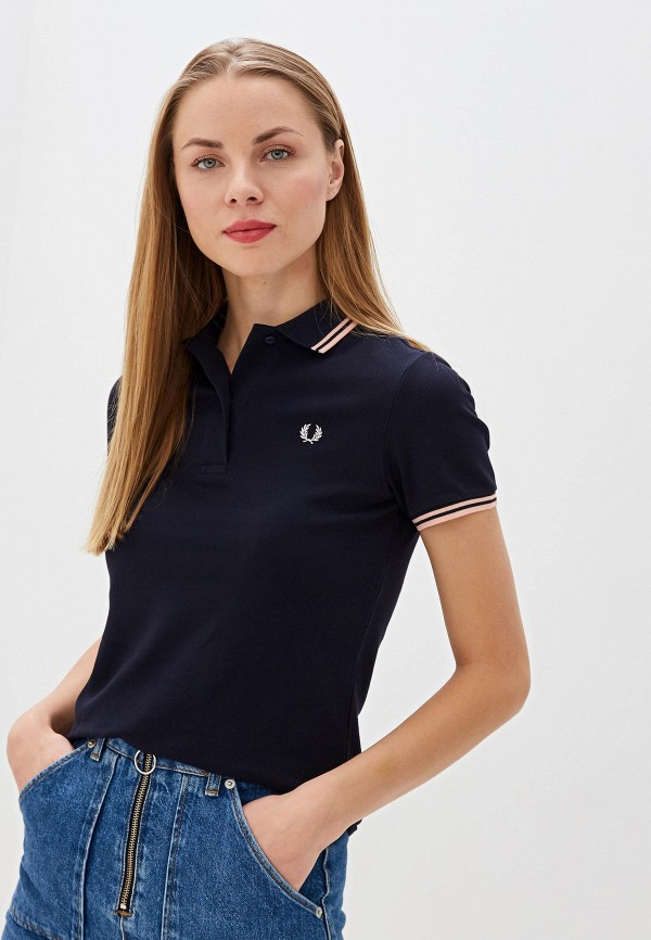 Фото - Поло Fred Perry Fred Perry FR006EWGMDI2 поло fred perry fred perry fr006ewgmdy1