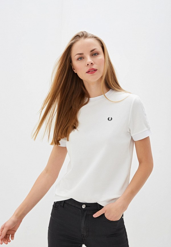 Футболка Fred Perry Fred Perry FR006EWGMDJ3 fred perry рубашки