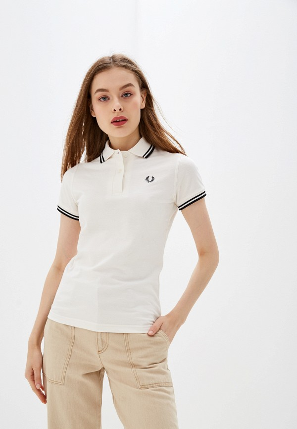 Поло Fred Perry Fred Perry FR006EWGMDK3 футболка поло fred perry m3600 977