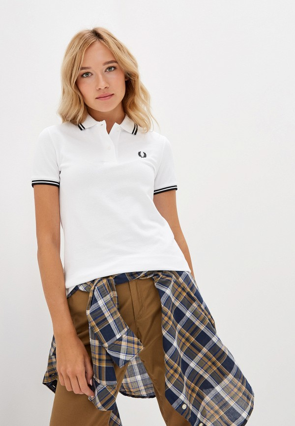 Фото - Поло Fred Perry Fred Perry FR006EWGMDK5 поло fred perry fred perry fr006ewgmdy1