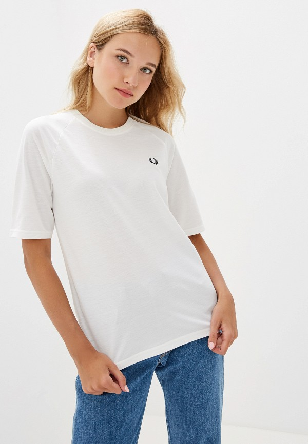 Футболка Fred Perry Fred Perry FR006EWGMDM4 футболка fred perry fred perry fr006emdrvf8