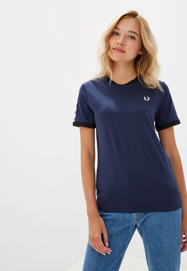 Футболка Fred Perry Fred Perry FR006EWGMDN0 футболка fred perry fred perry fr006emdrvf8