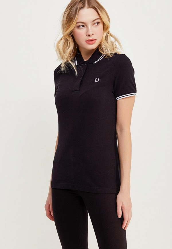 Поло Fred Perry Fred Perry FR006EWOPV46 fred perry поло