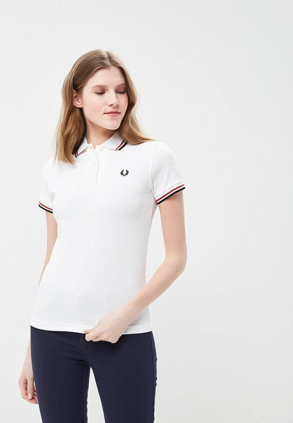 Поло Fred Perry Fred Perry FR006EWOPV71 поло fred perry fred perry fr006emzzx98