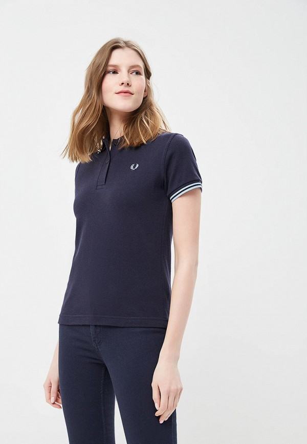 Поло Fred Perry Fred Perry FR006EWOPV74 fred perry поло