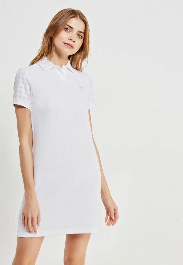 Платье Fred Perry Fred Perry FR006EWUID67 рубашка мужская fred perry 65 incoool 15