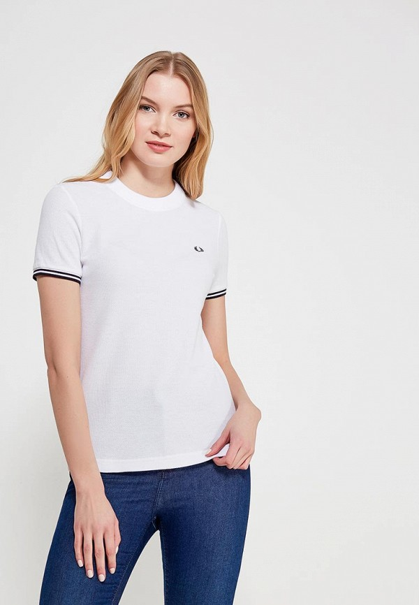 Футболка Fred Perry Fred Perry FR006EWZZW59 футболка fred perry fred perry fr006ewzzw63