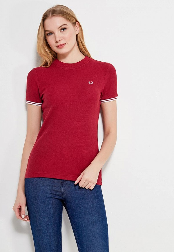 Футболка Fred Perry Fred Perry FR006EWZZW60 футболка fred perry fred perry fr006ewzzw63