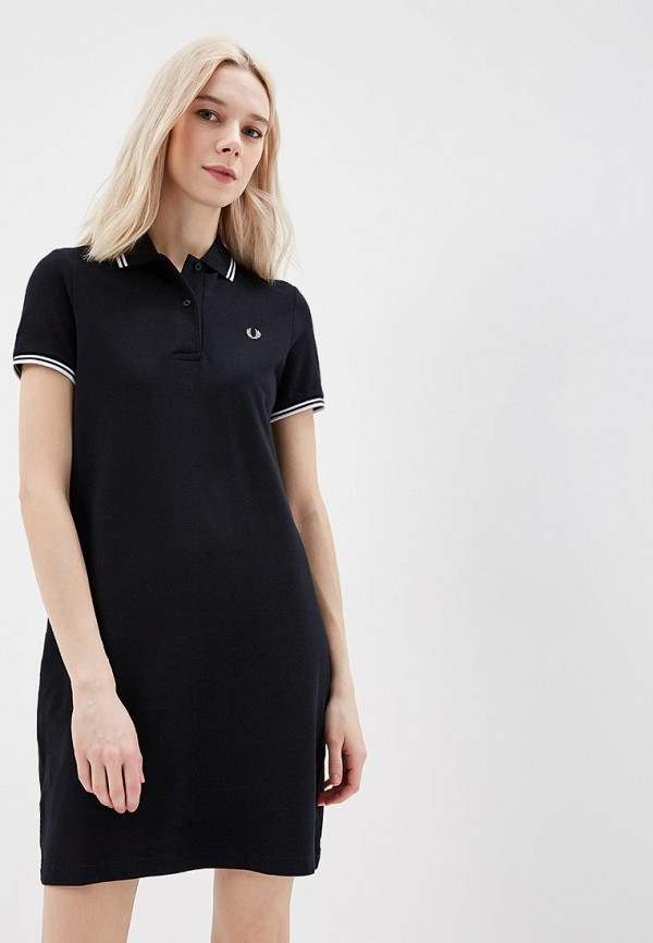 Платье Fred Perry Fred Perry FR006EWZZW70 рубашка мужская fred perry 65 incoool 15
