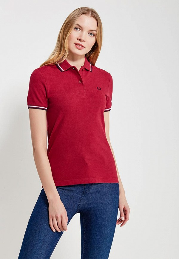 Поло Fred Perry Fred Perry FR006EWZZW86 fred perry шапка fred perry hw9699 608