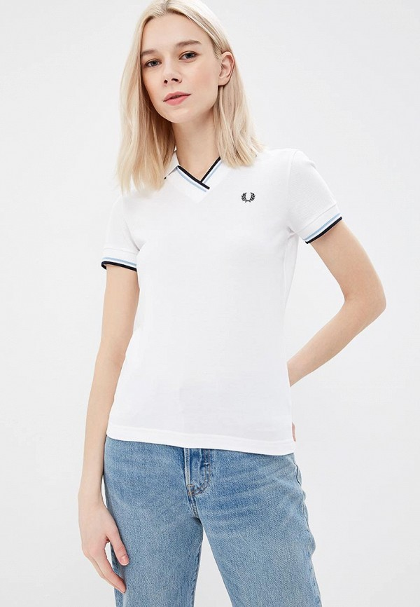 Поло Fred Perry Fred Perry FR006EWZZW89 fred perry шапка fred perry hw9699 608