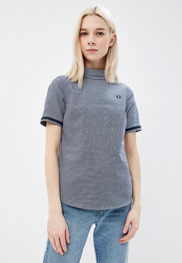Блуза Fred Perry Fred Perry FR006EWZZW94 футболка fred perry fred perry fr006ewzzw98