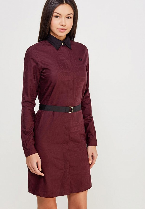Платье Fred Perry Fred Perry FR006EWZZY07 платье fred perry fred perry fr006ewbutd0