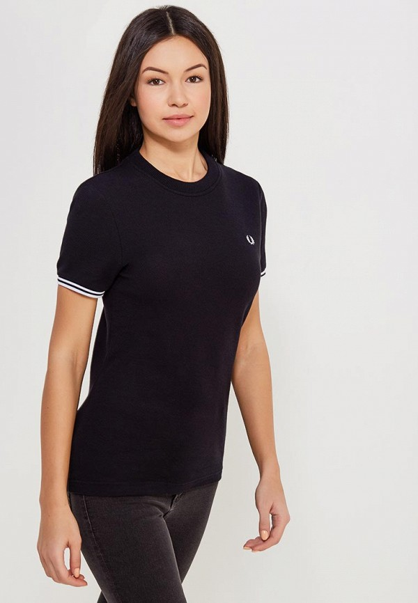 Футболка Fred Perry Fred Perry FR006EWZZY12 футболка fred perry fred perry fr006ewzzy12