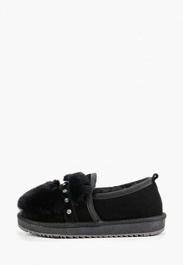 женские туфли fri & daytime, черные
