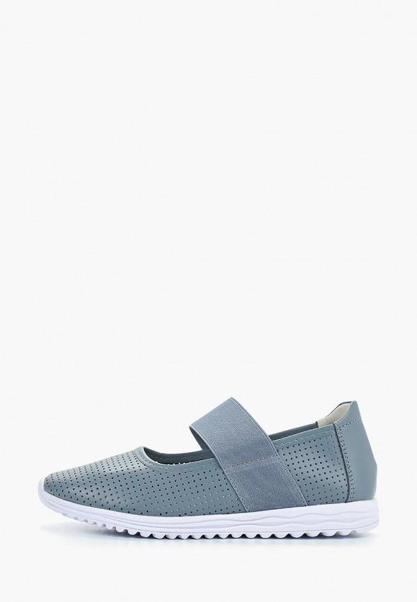 женские туфли francesco donni, голубые