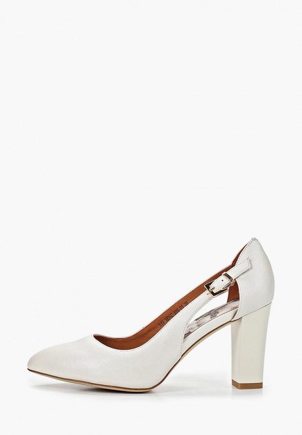 женские туфли francesco donni, белые