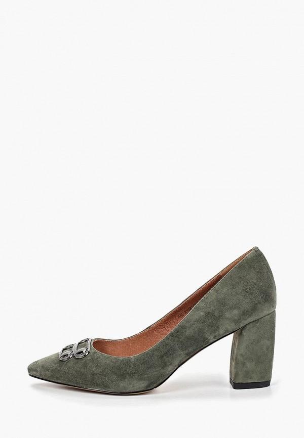 женские туфли francesco donni, зеленые